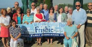 Frisbie Reunion 2012