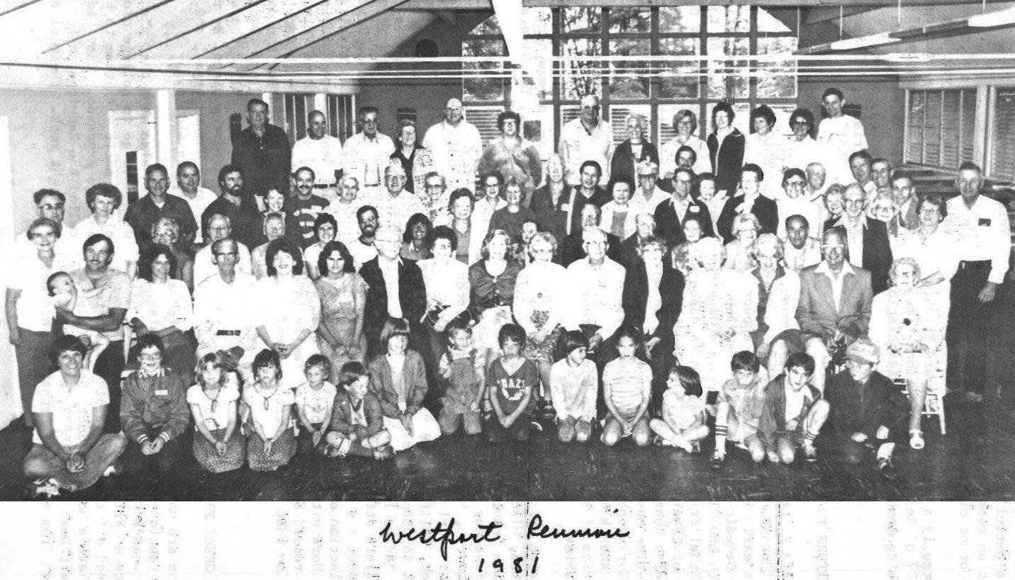 1981 FFFAA Reunion Westport CT