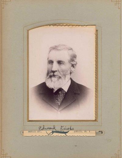 Edward A. Frisbee 1829 - 1893 Delhi, NY