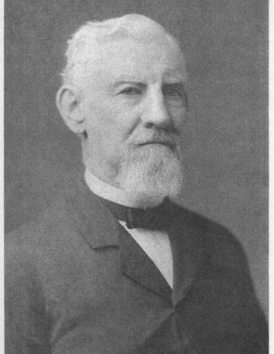 Edward Selah Frisbee 1837-1920 Albany, NY