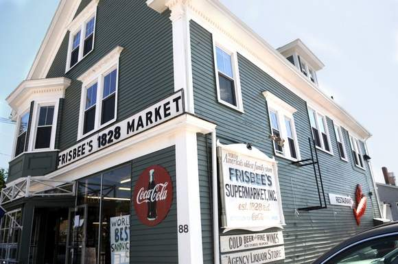 Frisbee's 1828 Market, Kittery Point, Maine