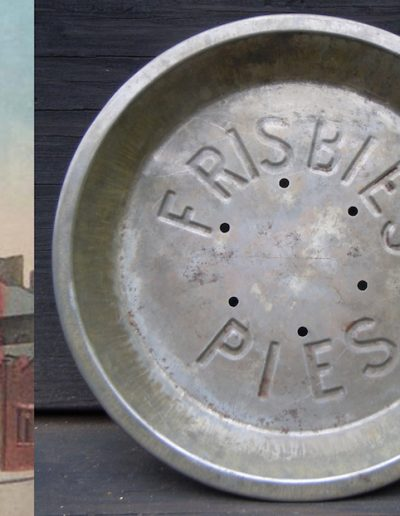 Frisbies Pie Pin