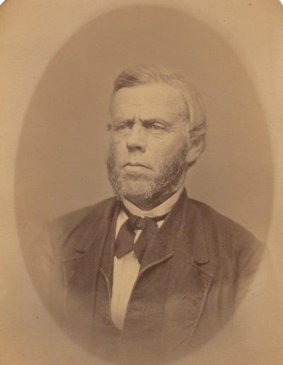 Judge Barnes Frisbie 1815-1893 Middletown, VT